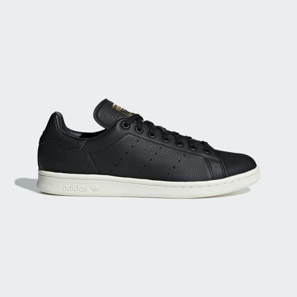 Stan Smith Premium Shoes Black B37901