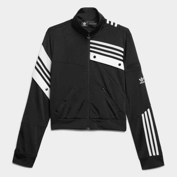 Deconstructed Track Jacket Black DZ7500