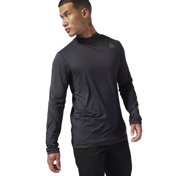 Outdoor Thermowarm Touch Base Layer Top Black CV8690