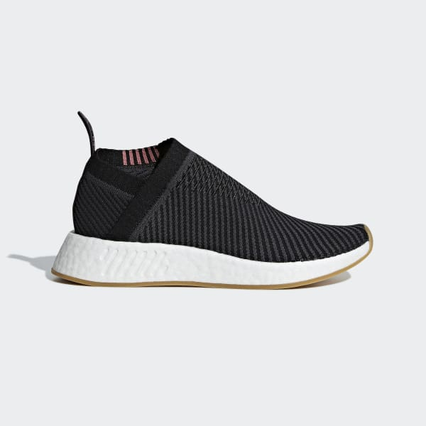 NMD_CS2 Primeknit Shoes Core Black / Trace Maroon / Cloud White DB2772