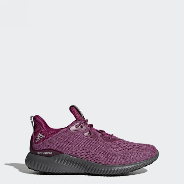 alphabounce EM Shoes Purple BW1192