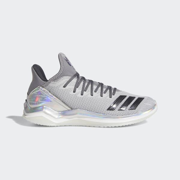 Icon 4 Trainer x Topps Shoes Grey DA9414
