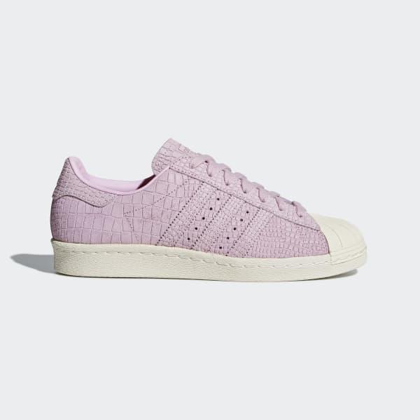 Superstar 80s Schuh Pink CQ2516