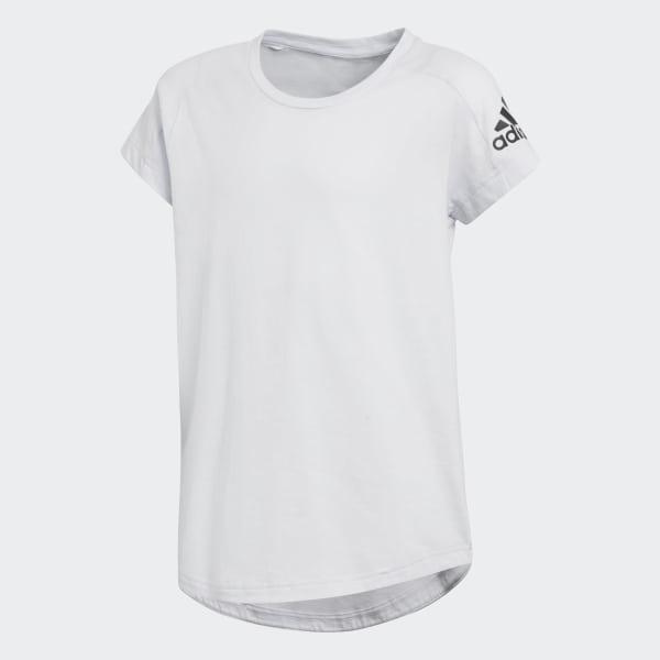 adidas Z.N.E. T-Shirt weiß CF6670