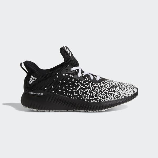 Alphabounce Shoes Black CQ1504