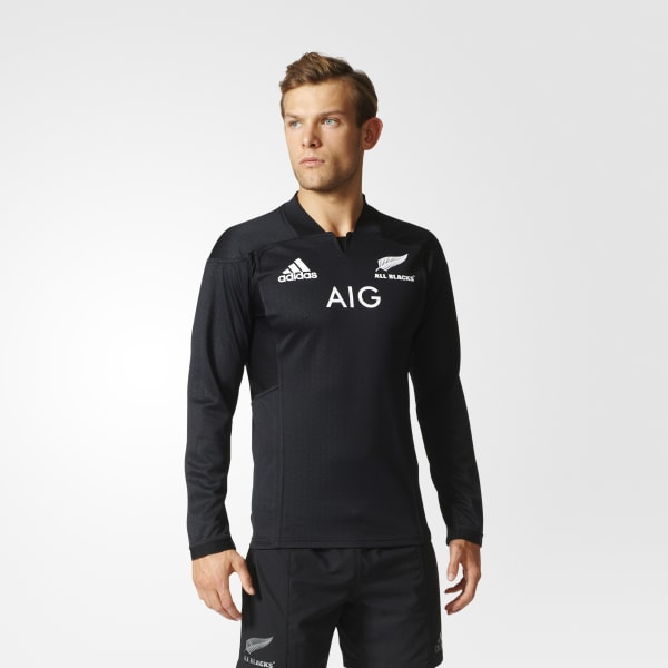 Camiseta primera equipación All Blacks Negro AP5664