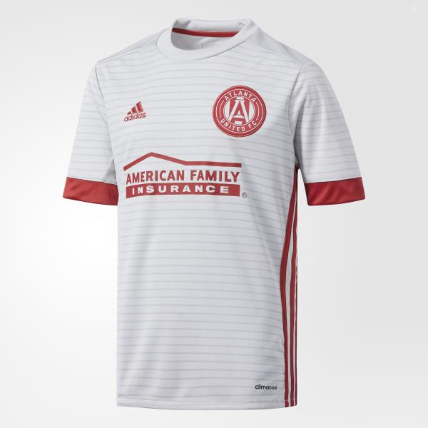 Atlanta United Away Jersey Grey AY5992