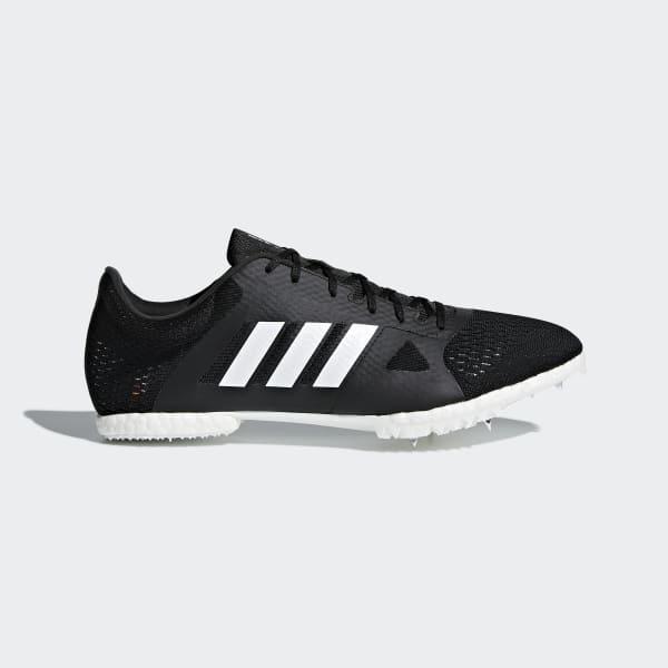 Chaussure de demi-fond adizero noir CG3838