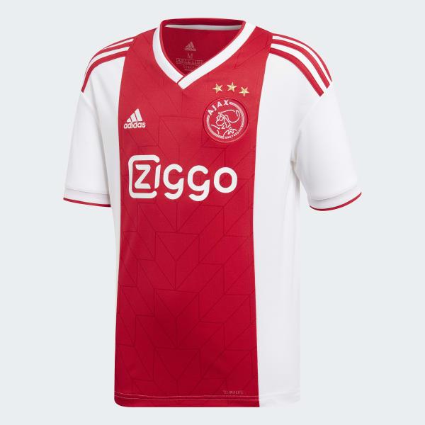 Ajax Amsterdam Home Jersey White CF5472