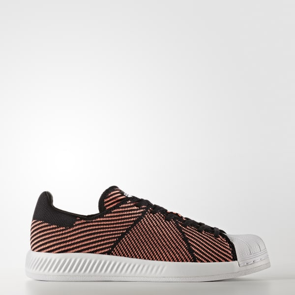 Superstar Bounce Primeknit Shoes Black S82260