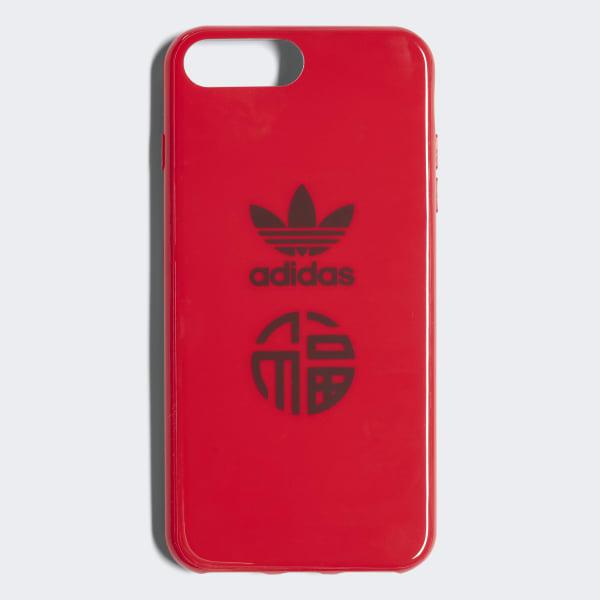 Funda iPhone 8+ Snap CNY Rojo CJ8324