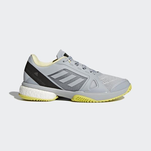 adidas by Stella McCartney Barricade Boost Shoes Grey CM7803
