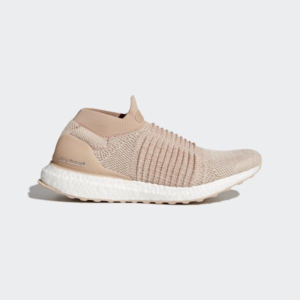 UltraBOOST Laceless Schuh beige CQ0010
