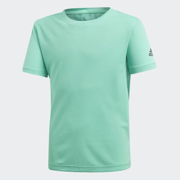 Camiseta de Treino Climachill Verde CF7141