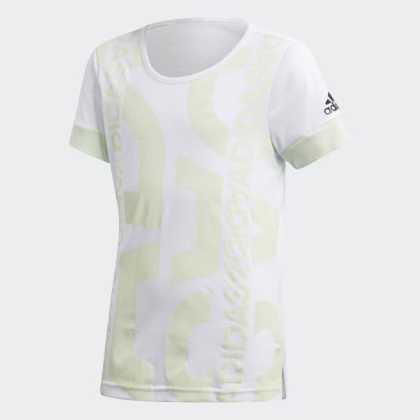 ID Lineage Graphic Tee White CF6732