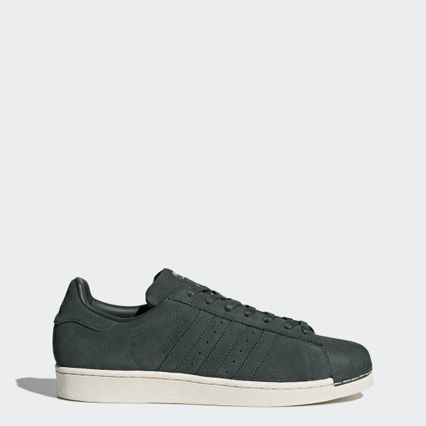 Superstar Shoes Green BZ0200
