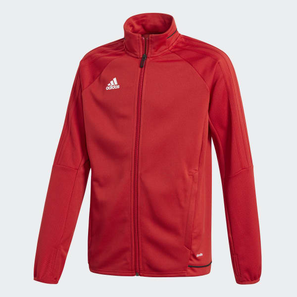 Tiro 17 Training Jacket Red BR2704