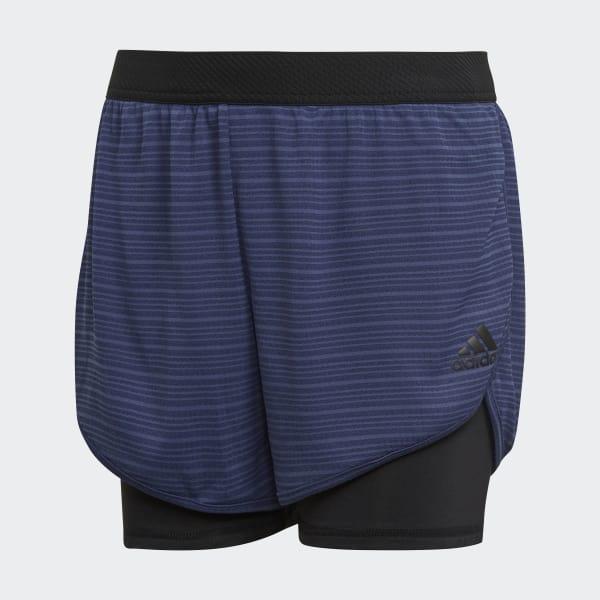 Training Climachill Shorts blau CF7230