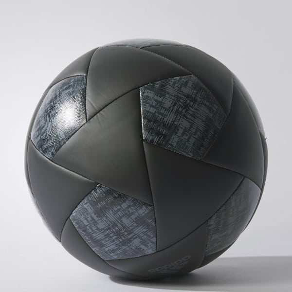 X Glider Soccer Ball Black B43350