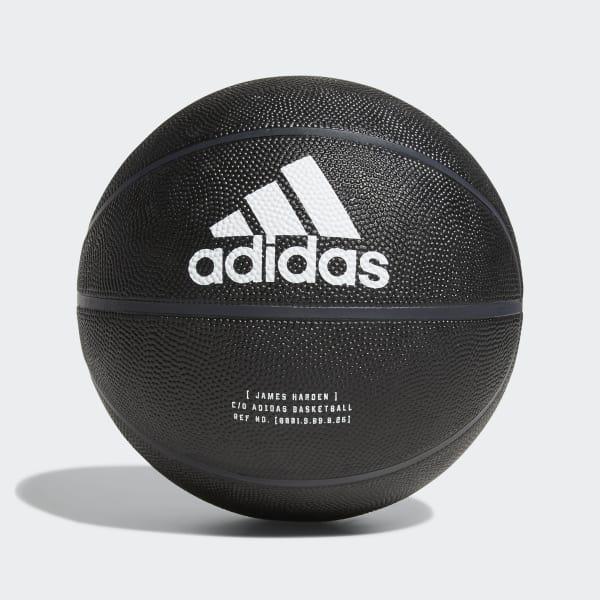Ballon de basketball Harden Signature noir CW6787