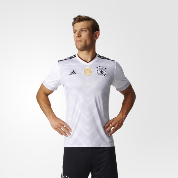 Germany Home Jersey White B47873