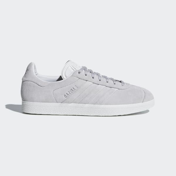 Gazelle Stitch and Turn Shoes Grey BB6709
