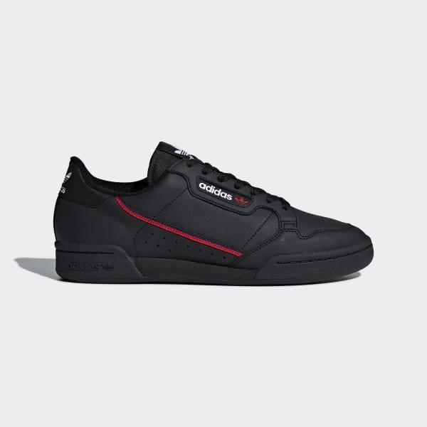 Zapatilla Continental 80 Negro B41672