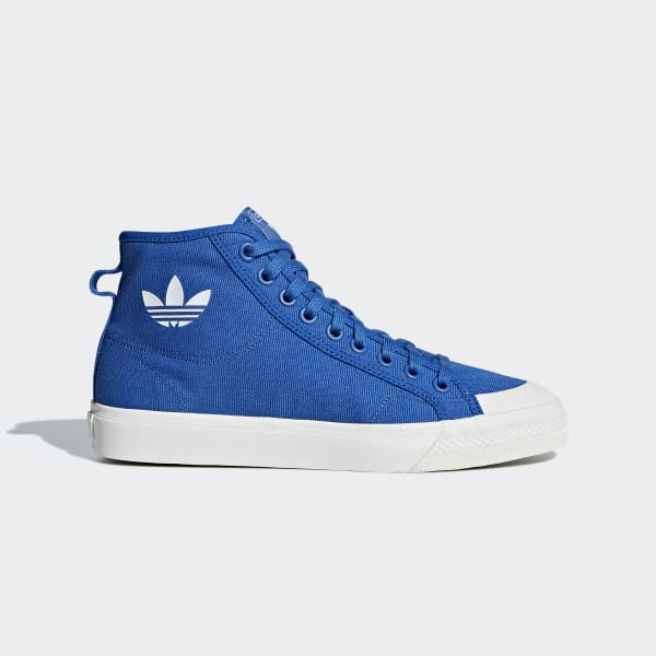 Nizza High Top Shoes Blue B41644