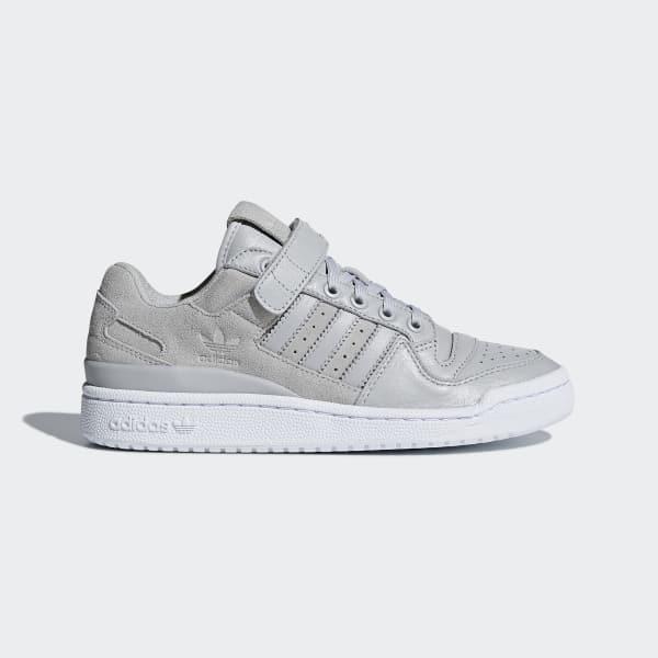 Forum Low Shoes Grey CQ2680