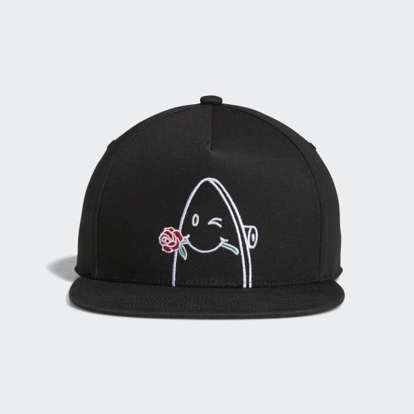 Terminal Snapback Hat Black DH2578