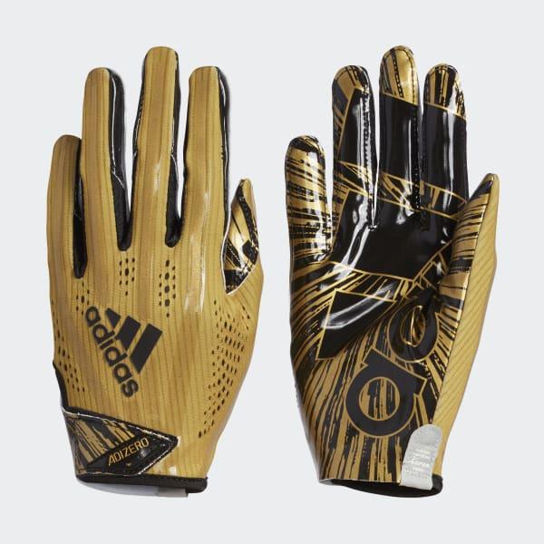 Adizero 5-Star 7.0 Gloves Gold CJ7119