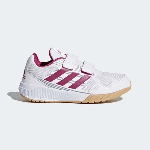 AltaRun Shoes White BA9420