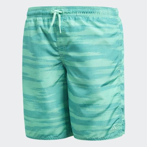 Short da nuoto Camo Verde CV5207