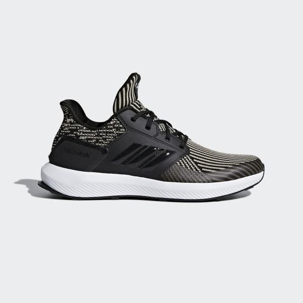RapidaRun Knit Shoes Black DB0220