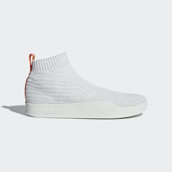 Adilette Primeknit Sock Schuh weiß CM8226