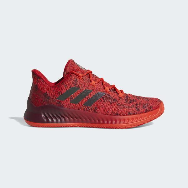 Harden B/E X sko Rød CG5981