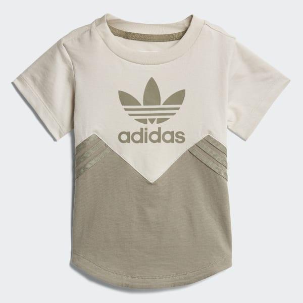 T-shirt Fleece Beige CE1149