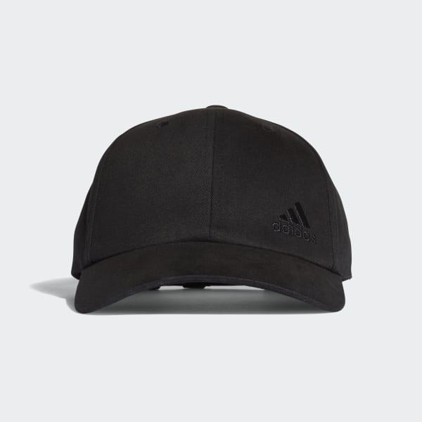 Women Six-Panel Hat Black CF8994