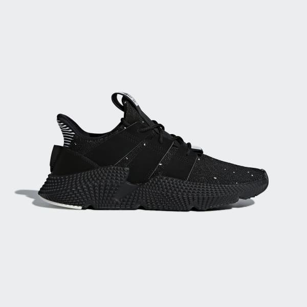 Prophere Shoes Black B22681