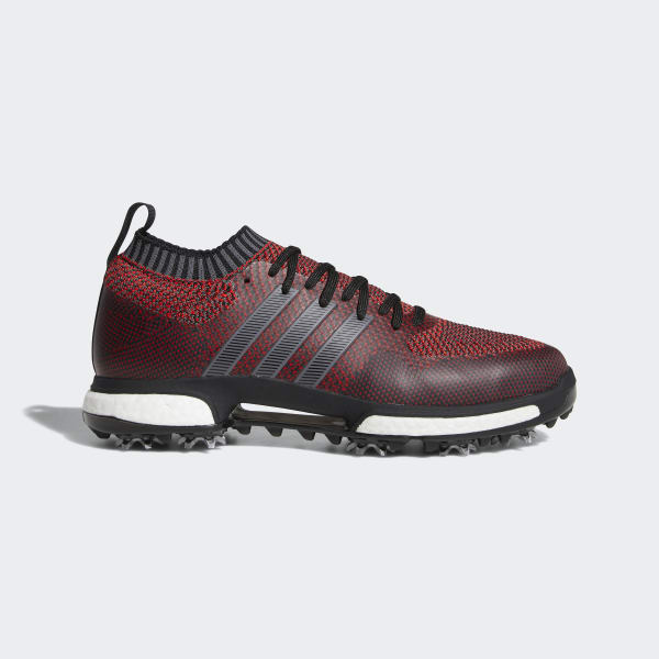 Tour360 Knit Shoes Red AC8275
