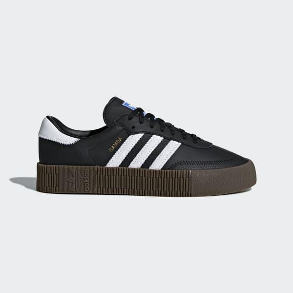 SAMBAROSE Schuh schwarz B28156