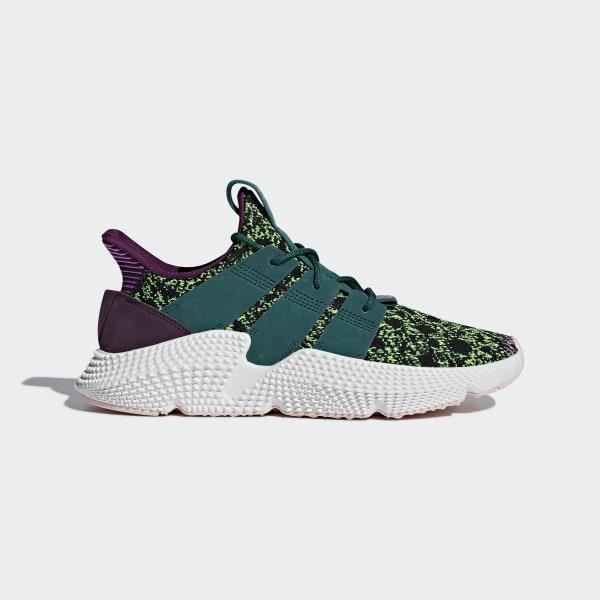 Prophere Schuh grün D97053