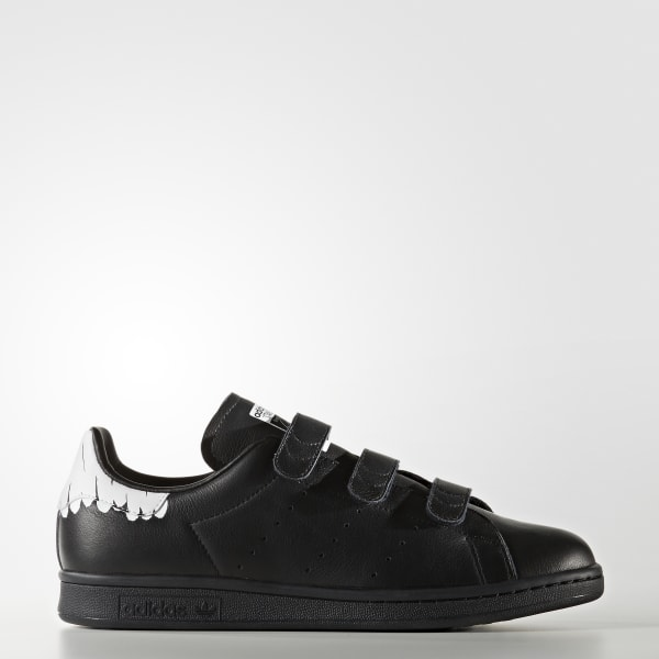 Stan Smith Shoes Black BY2974