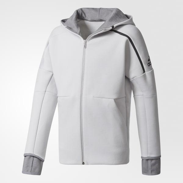 adidas Z.N.E. Pulse Hoodie Grey CF2225