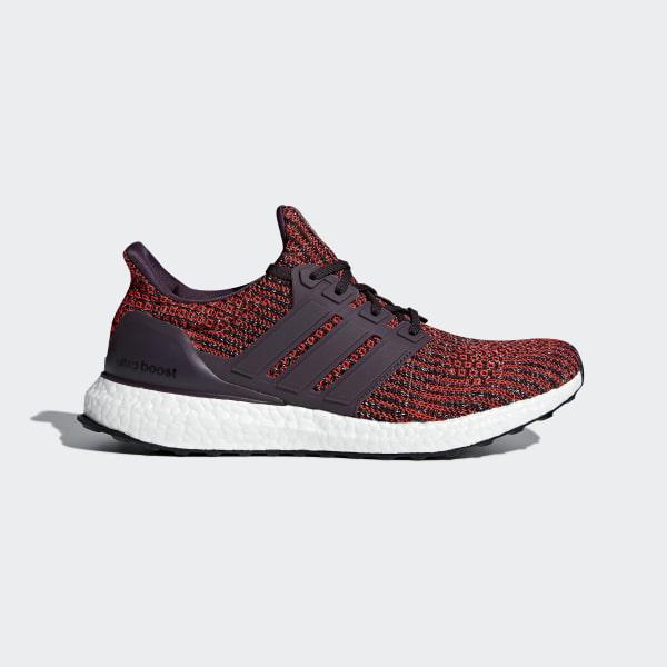Ultraboost Schoenen rood CP9248