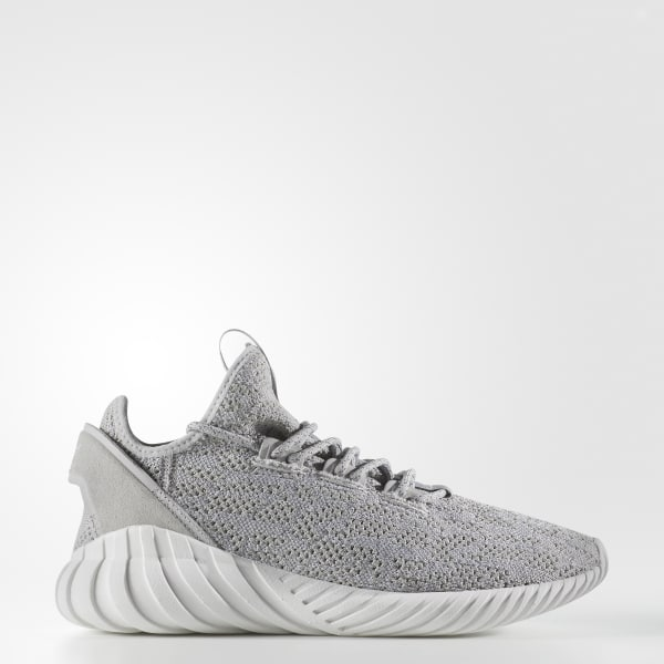 Tubular Doom Sock Primeknit Shoes Grey CQ0684