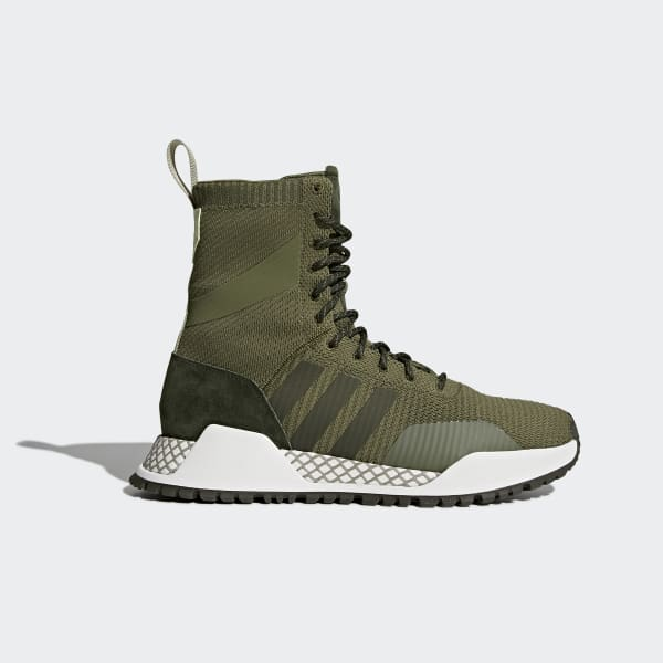 F/1.3 Primeknit Schuh grün CQ2425