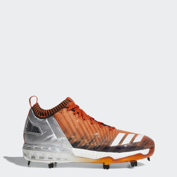 Boost Icon 3 Faded Cleats Orange BY3686