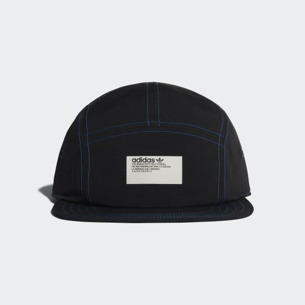 adidas NMD 5-Panel Kappe schwarz DH4418