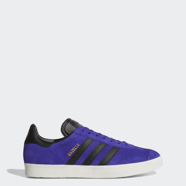 Gazelle Shoes Purple BZ0034